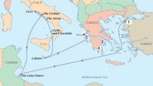 Localização de Troia