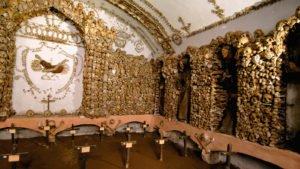Cripta dos Capuchinhos, Roma, Itália