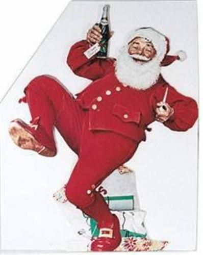 Papai Noel de Norman Rockwell