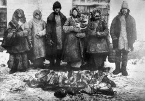 Família russa do Volga