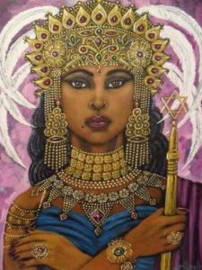 Makeda, a rainha de Sabá