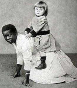 Babá, Petrópolis, RJ, 1899.