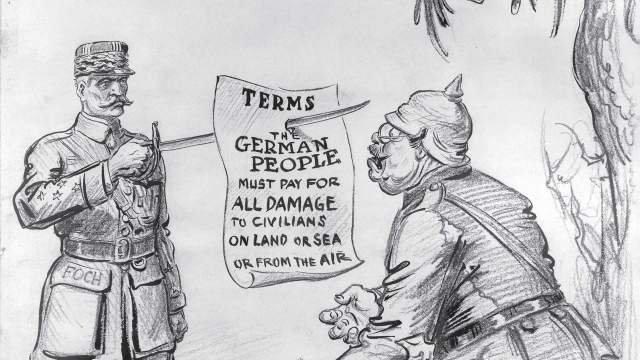 Termos do armisticio