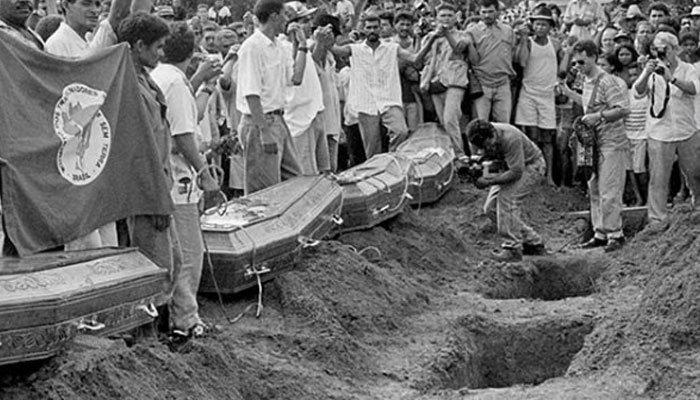 Resultado de imagem para Policiais condenados pelo massacre de Eldorado dos Carajás podem ter penas extintas