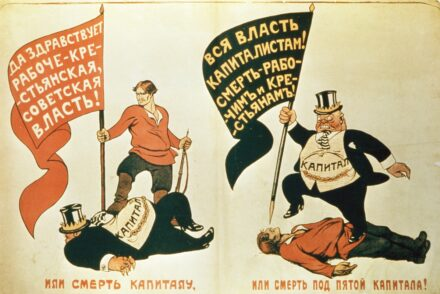 Comunismo vx Capitalismo,