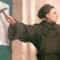 Lutero e suas teses, pintura de Ferdinand Pauwels, 1872.