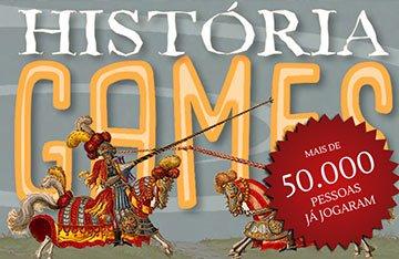 Games de história do Brasil