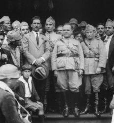 1930 marcou o fim da Primeira República ou República Velha