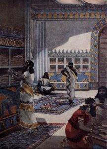 biblioteca de Assurbanipal,
