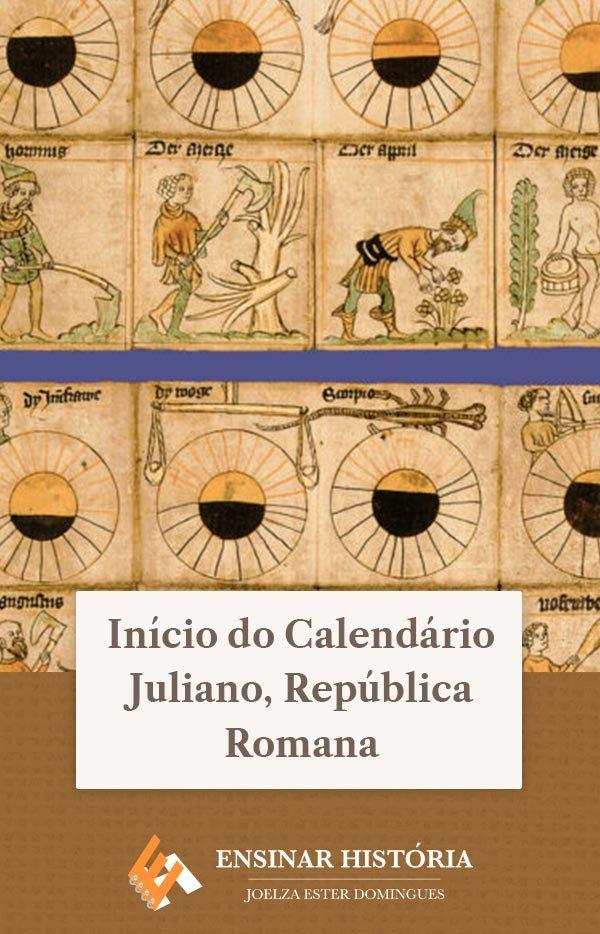 Início do Calendário Juliano, República Romana