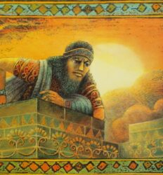 Gilgamesh, por Ludmila Zeman, 1991.