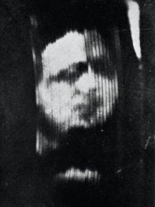 Primeira imagem de televisão