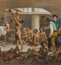As pressões britânicas pelo fim do tráfico de escravos