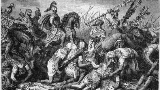 Abíbal na Batalha de Canas