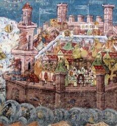 A queda de Constantinopla