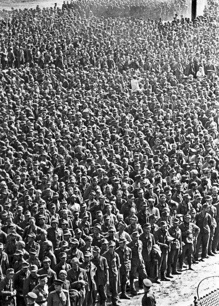 Prisioneiros alemães