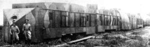 Trem blindado TB-6