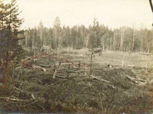 Local da sepultura não identificada dos Romanov