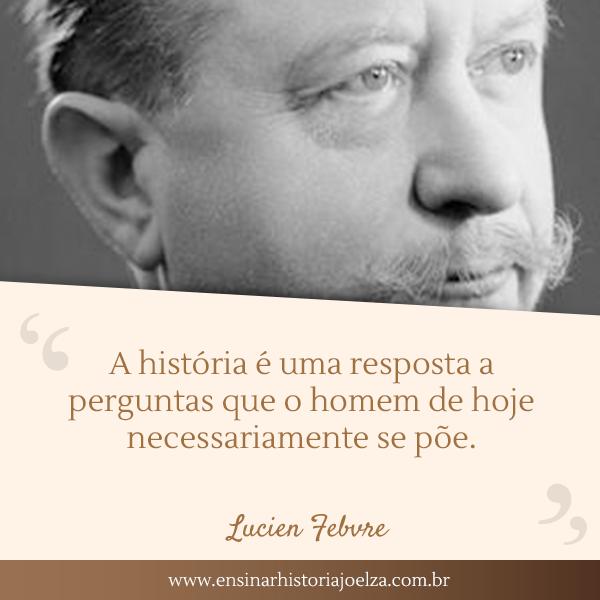 Frase Lucien Febrev