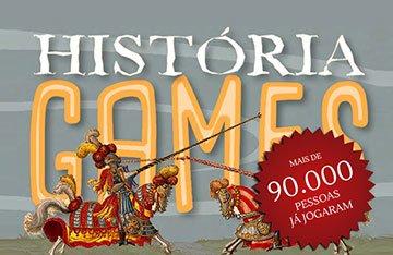 Coleção de Games Online Educativos de História do Brasil