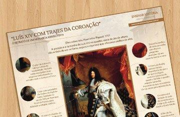 Infográfico Luís XIV