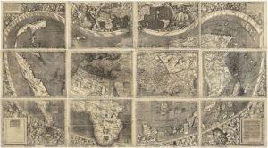Mapa de 1507 América