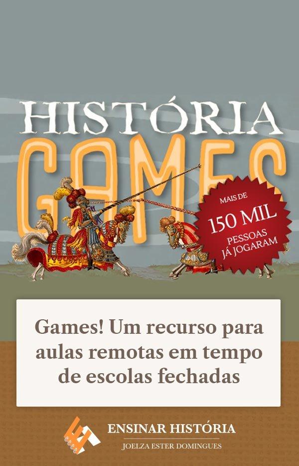 Games! Um recurso para aulas remotas em tempo de escolas fechadas