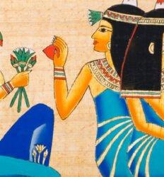 A mulher ao longo da História